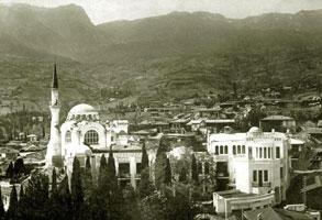 Гурзуф в начале XX века