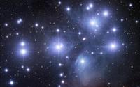 Созвездие Плеяды