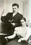 М.А. Волошин и А.М. Петрова