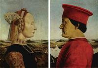 Герцог и герцогиня Урбинские (Пьеро делла Франческа)