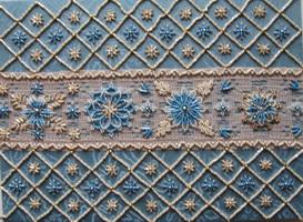 Вышивка бисером