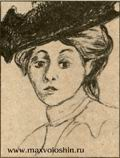 Екатерина Федоровна Юнге (урожд. Толстая, 1843-1913), художница и мемуаристка
