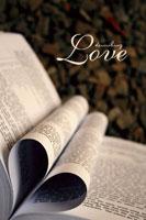 Выражение любви, посредством книги