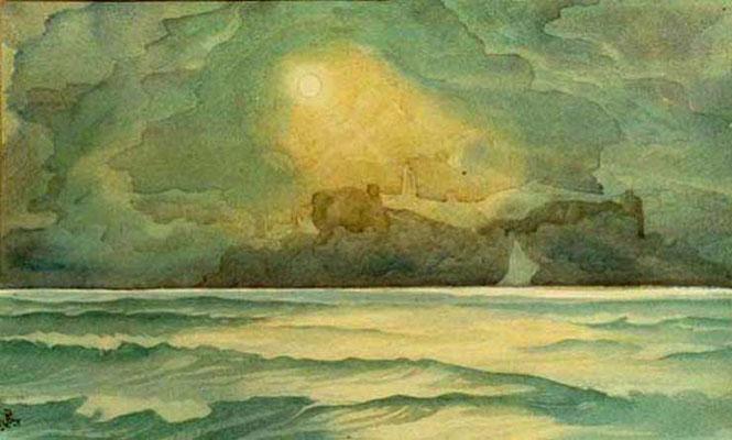 Лунное видение (Волошин М.А.)