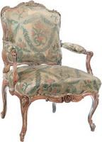 Кресло в стиле Людовика XIV