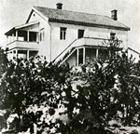 Дом М. Волошина в Коктебеле. 1910-е гг.