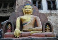 Золотой Будда (Долина Катманду)