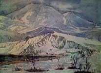 Холмы из мрамора и горы из стекла.