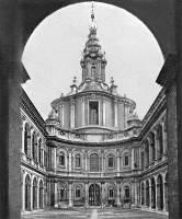 Барокко. Ф. Борромини. Церковь Сант-Иво алла Сапиенца в Риме
